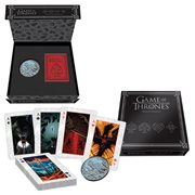 Game of Thrones Premium Playing Card Dealer Set