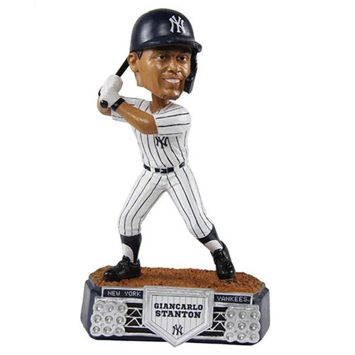 MLB New York Yankees Giancarlo Stanton Stadium Lights Bobble Head