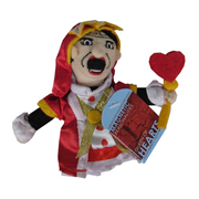 Alice in Wonderland Queen of Hearts Plush Finger Puppet Magnet