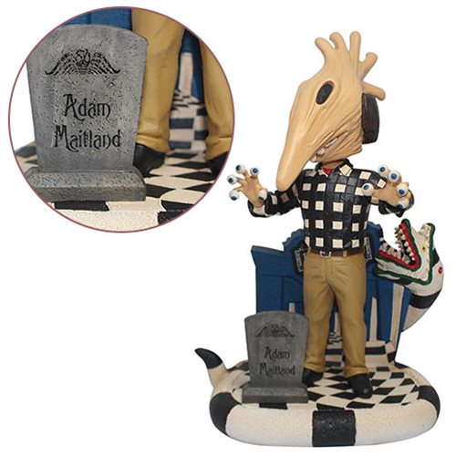 Beetlejuice Adam Maitland Bobble Head