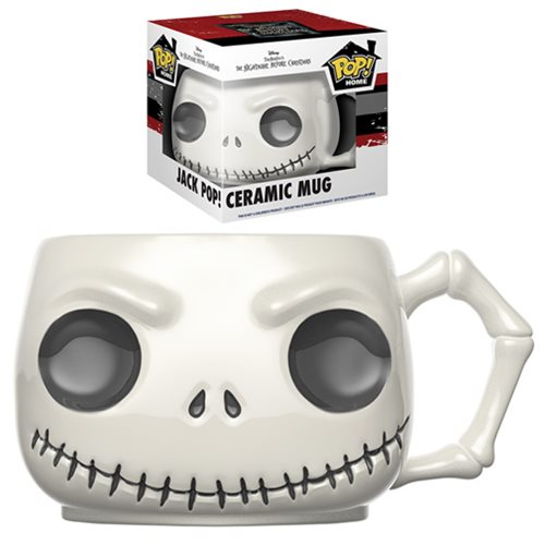 Nightmare Before Christmas Jack Skellington Pop! Home 12 oz. Mug