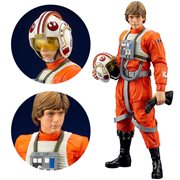Star Wars Luke Skywalker X-Wing Pilot ARTFX+ 1:10 Scale Statue
