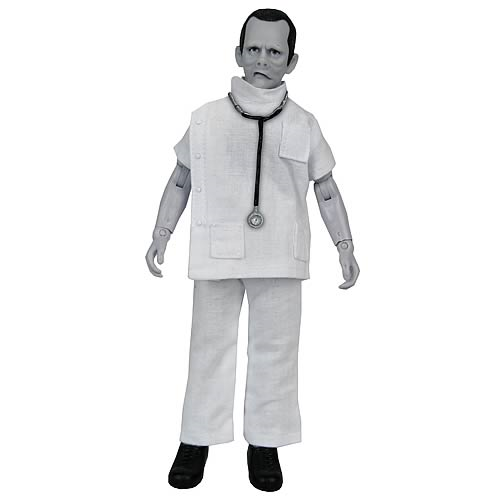 The Twilight Zone Doctor Bernardi 8-Inch Action Figure