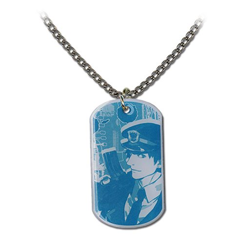 Samurai Flamenco Hidenori Necklace