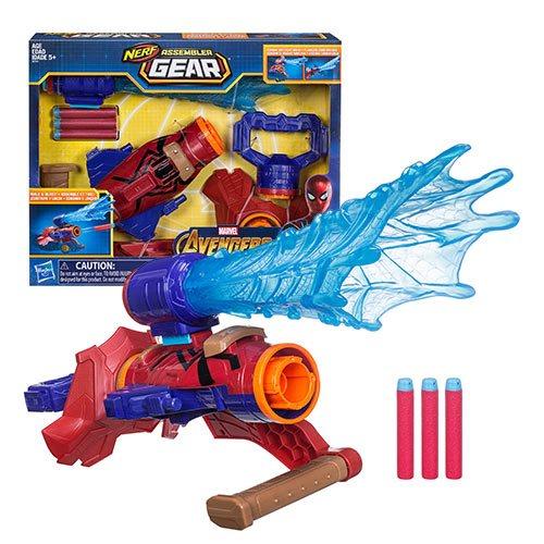 Avengers infinity war marvel nerf assembler gear capitan america