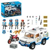 Playmobil 9371 Police Money Transporter