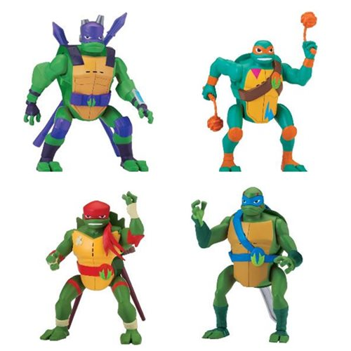 Teenage Mutant Ninja Turtles Deluxe Figure Wave 2 Case