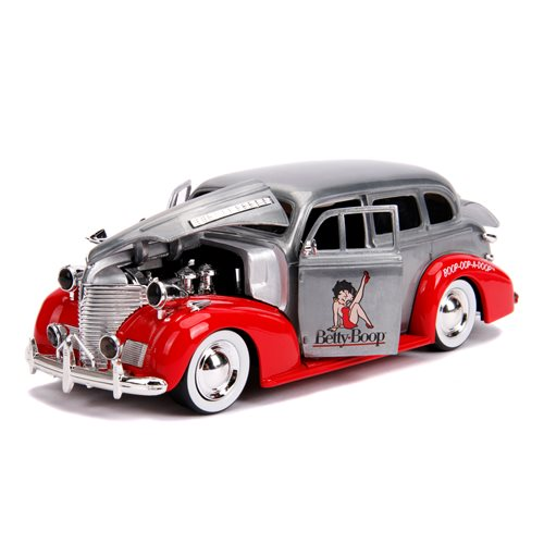 Jada 20th Anniversary Wave 4 Hollywood Rides 1939 Chevy Master Deluxe 1:24 Scale Die-Cast Metal Vehi