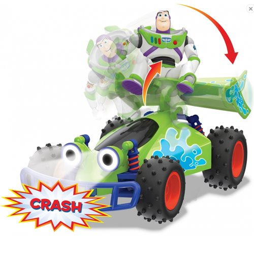 Toy Story 4 Crash Buggy RC Vehicle