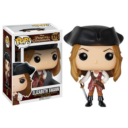 Pirates of the Caribbean Elizabeth Swann Pop! Vinyl Figure