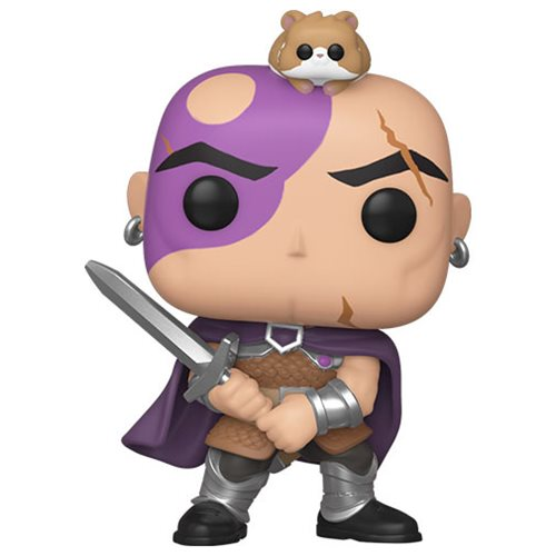 Dungeons & Dragons Minsc and Boo Pop! Vinyl Figure