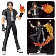 The King of Fighters Kyo Kusanagi Figma Action Figure