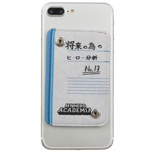 My Hero Academia Removable Stick-On Phone Wallet