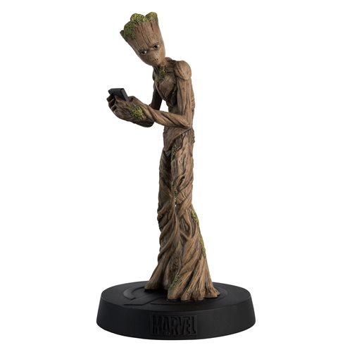 Guardians of the Galaxy Teenage Groot Heavyweights Die-Cast Figurine
