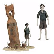 Guillermo del Toro Signature Collection Santi from The Devil's Backbone 7-Inch Scale Action Figure