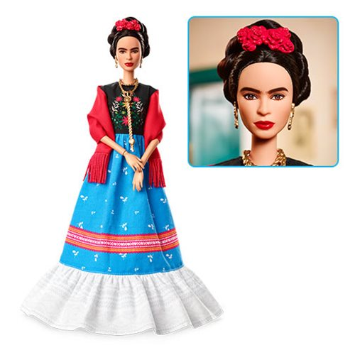 Barbie Frida Kahlo Inspiring Women Series Doll