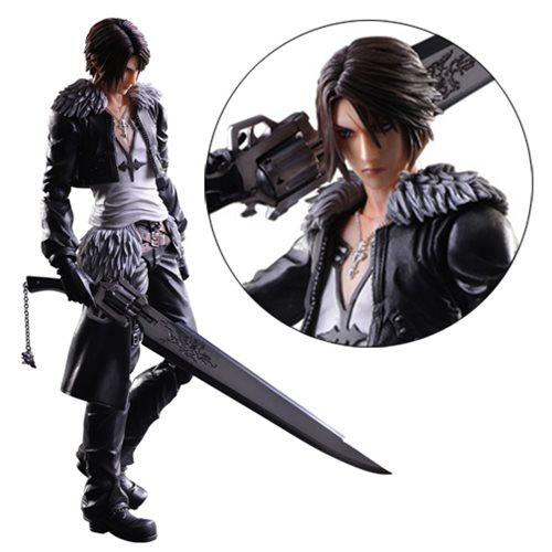 Final Fantasy Dissidia Squall Leonhart Play Arts Kai Action Figure