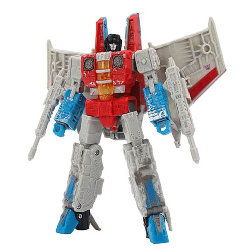 Transformers Generations Siege Voyager Starscream, Not Mint