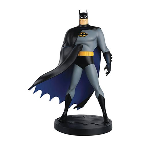 Batman: The Animated Series Special Mega Batman Statue with Collector Magazine #1