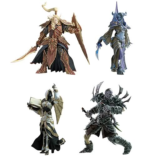 World of Warcraft Series 3 Action Figure Set