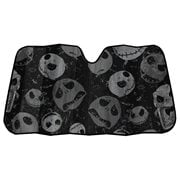 Nightmare Before Christmas Faces Sunshade