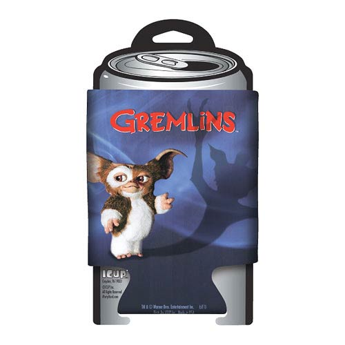 Gremlins Gizmo Shadow Movie Poster Can Hugger