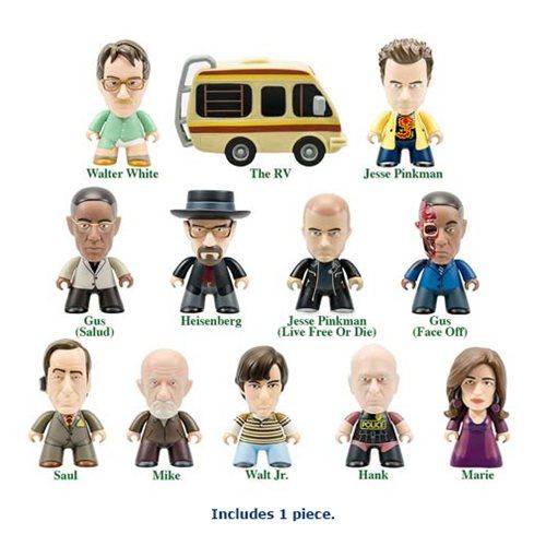 Breaking Bad Titans Heisenberg Collection Vinyl Mini-Figure-Saul Goodman