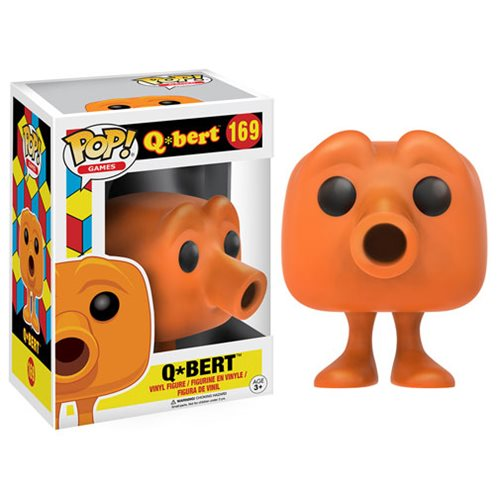 Q*Bert Pop! Vinyl Figure
