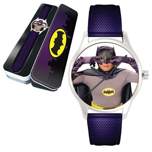 DC Comics Watch Collection 1966 Batman Batusi #13