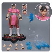 Street Fighter V Chun-Li Special Edition 1:12 Action Figure