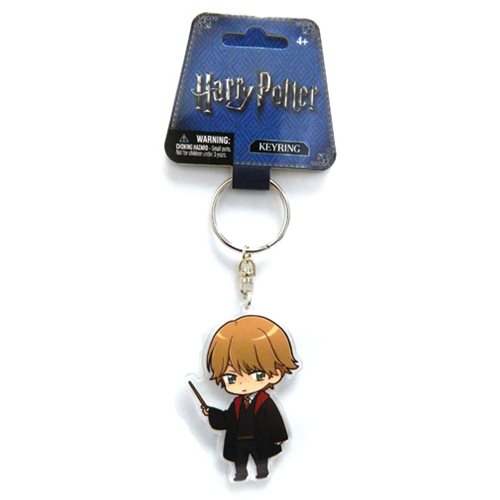 Harry Potter Ron Weasley Acrylic Figure Key Chain