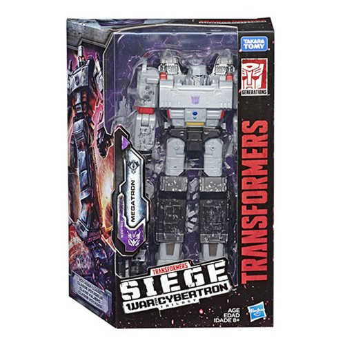 Transformers Generations War for Cybertron: Siege Voyager G