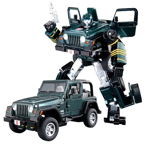 Transformers Alternators Jeep Wrangler Autobot Hound