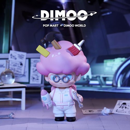 Dimoo Space Series Mini-Figure Blind Box