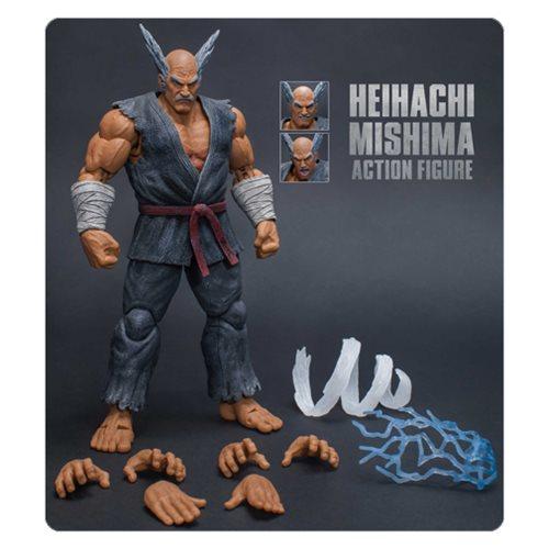 tekken 7 heihachi mishima 1 12 scale action figure tekken 7 heihachi mishima 1 12 scale action figure