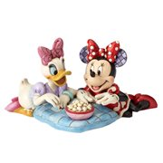 Disney Traditions Minnie Mouse and Daisy Duck Statue
