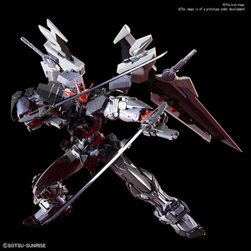 Gundam Astray Gundam Astray Noir Hi-Resolution 1:100 Scale Model Kit