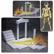 Saint Seiya Glittering Excalibur in the Palace of the Rock Goat Capricorn Shura DD Panoramation Action Figure Diorama