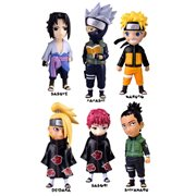 Naruto Shippuden Mininja 4-Inch Mini-Figures Display Tray