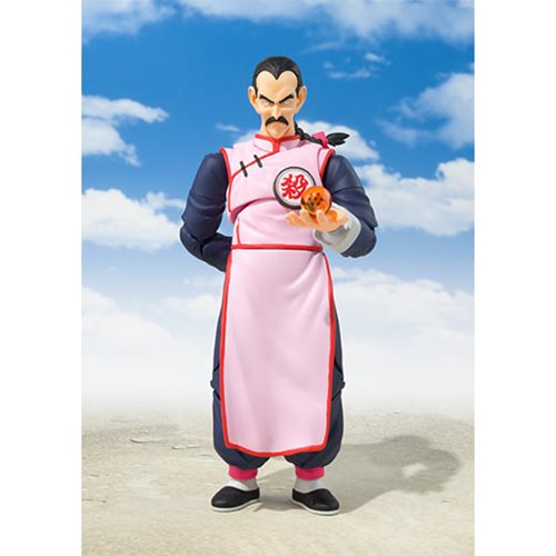 Dragon Ball Tao Pai Pai SH Figuarts Action Figure