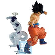 Dragon Ball Son Goku and Frieza Vs Omnibus Z Ichiban Statue