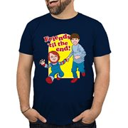 542cf93e Creepshow Father's Day T-Shirt · Child's Play Chucky Good Guys T-Shirt