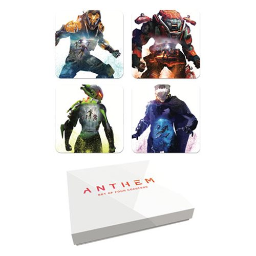 Anthem Coaster Set