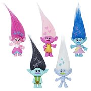 Trolls Small Troll Town Collectible Figures Wave 5 Case