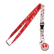 Star Wars: The Last Jedi Salt Planet Lanyard
