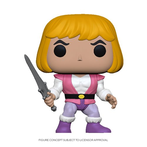 Masters of the Universe Prince Adam Pop! Vinyl Figure