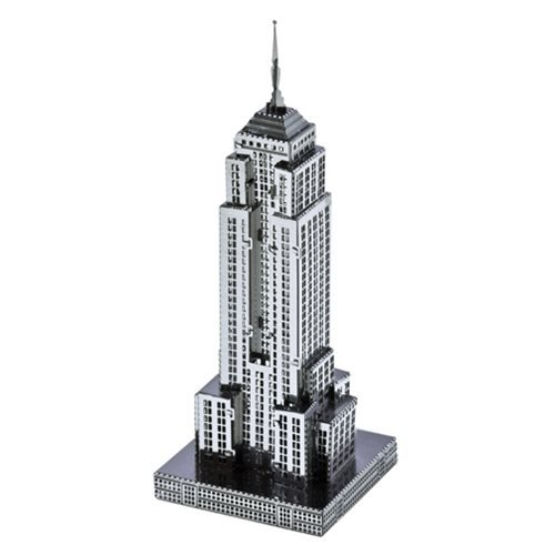 Empire State Building Metal Earth Model Kit