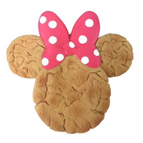 Minnie Mouse Icon Butter Cookie PVC Magnet