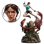 Tomb Raider Lara Croft The Lost Valley 1:4 Scale Statue