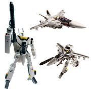 Robotech Roy Fokker's 1:100 Scale VF-1S Transformable Veritech Fighter Collection Action Figure